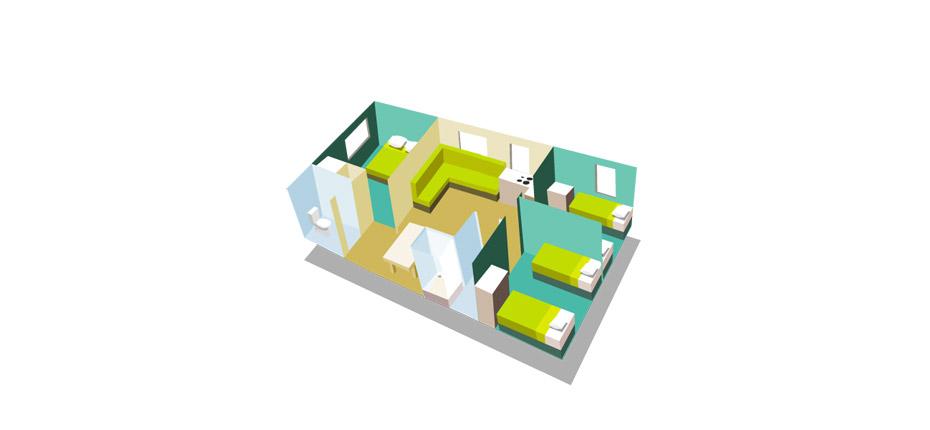 Plan de location de mobil-home en région parisienne