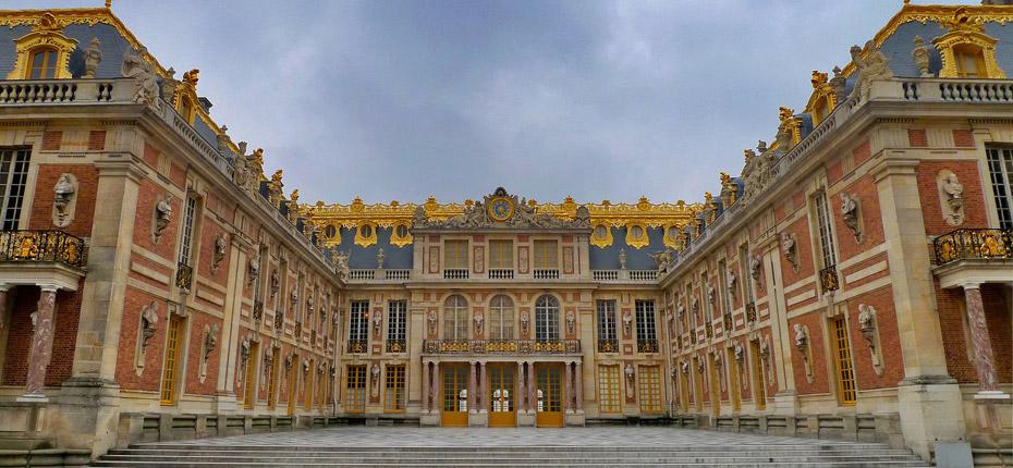 Le château de Versailles à 30 minutes du camping